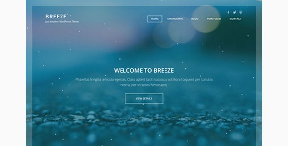 Viva Themes – Breeze