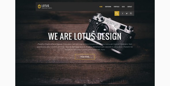Viva Themes – Lotus
