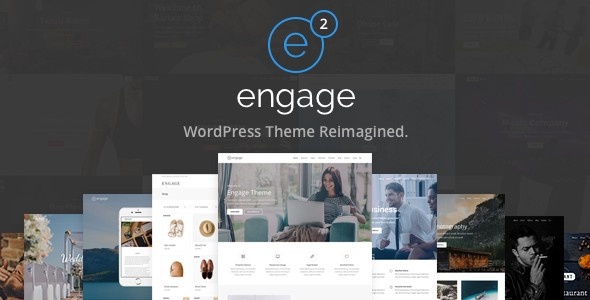 Engage – Responsive Multipurpose WordPress Theme